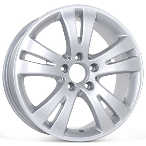 New 17'' x 7.5'' Alloy Replacement Wheel for Mercedes C300 C350 2008 2009 2010 2011 Rim 65524 by Wheelership (Image #4)