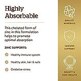 Solgar Chelated Zinc, 250 Tablets - Zinc for
