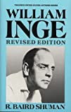 img - for William Inge (Twayne's United States Authors Series) by R. Baird Shuman (1989-07-01) book / textbook / text book