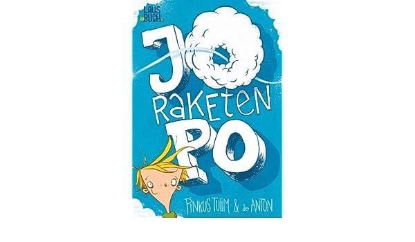Jo Raketen-Po (German Edition)