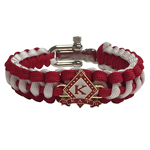 kappa-alpha-psi-paracord-bracelet-adjustable-size