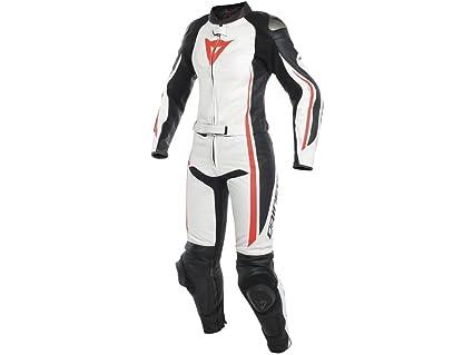 Dainese Assen Mujer Moto piel combinado Zweiteiler: Amazon.es ...