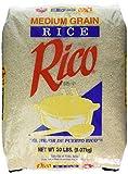 Arroz Rico Medium Grain 20lbs