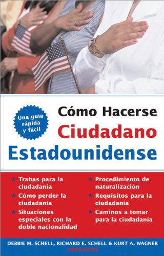 Conviértase en ciudadano Americano (Become a U.S. Citizen) (LEGAL SURVIVAL GUIDES (SPANISH EDITIONS))