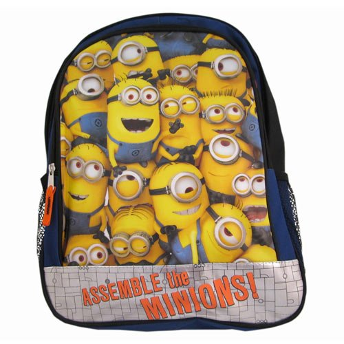 Despicable Me Minions Large 16 Backpack