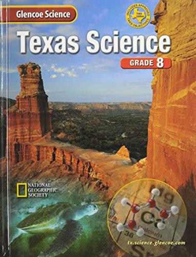 Glencoe Science Texas Grade 8