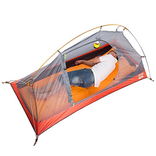 1 Person Tents : Naturehike ultralight outdoor tent seasons one person