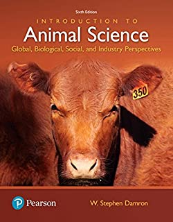Amazon biology 9781259188138 peter h raven george b johnson introduction to animal science global biological social and industry perspectives 6th edition fandeluxe Gallery