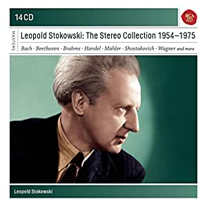 Leopold Stokowsky: The Stereo Collection 1954-1975 (14 Cds)