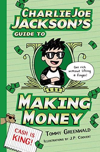Charlie Joe Jackson's Guide to Making Money (Charlie Joe Jackson Series) by Roaring Brook Press (Image #3)