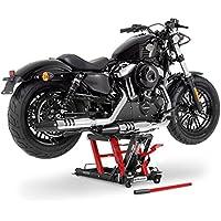 Caballete Elevador Tijera Moto Hidraulico ConStands Mid-Lift L