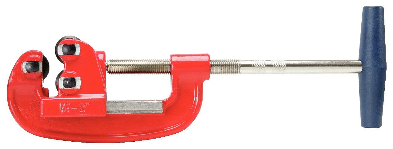 KS Tools 110.1014 Coupe-tube acier 1/8'-1'1/4' 4042146163795