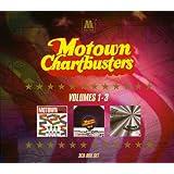 Motown Chartbusters Vol 1 To 3 Triple Set