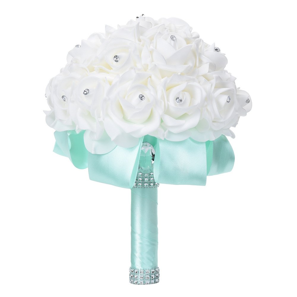 Best Wedding Flowers For Bridesmaids Amazon