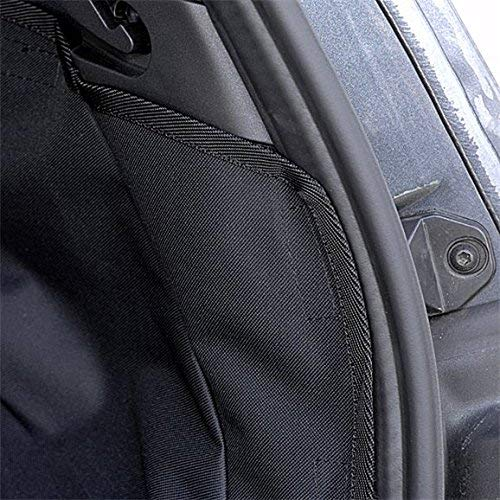 Black UK Custom Covers BL091 Tailored Boot Liner Mat