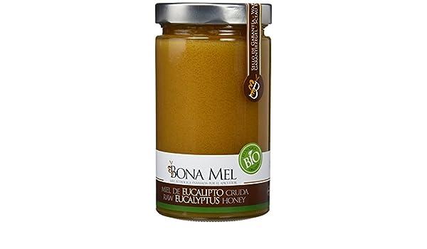 Bona Mel Miel de Eucalipto - Paquete de 6 x 900 gr - Total: 5400 gr: Amazon.es: Alimentación y bebidas