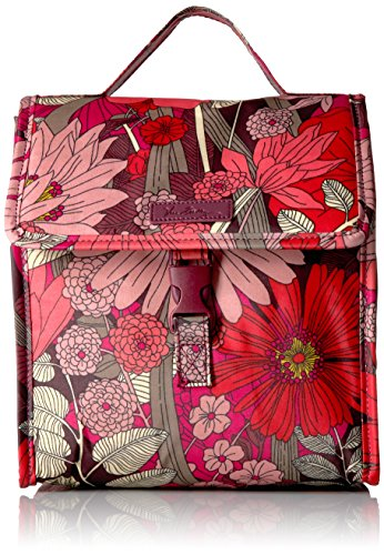 Vera Bradley Lunch Sack, Bohemian Blooms