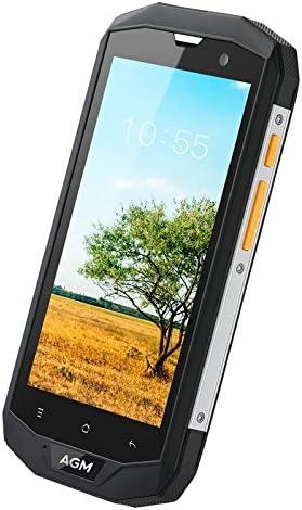 AGM A8 Smartphone Android 7.0 Nougat – Dual SIM 4 G – Pantalla 5.0 ...