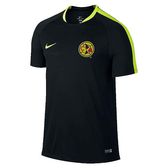 0776b7feea2 Amazon.com   NIKE Soccer Club America Flash Men s Training Jersey ...