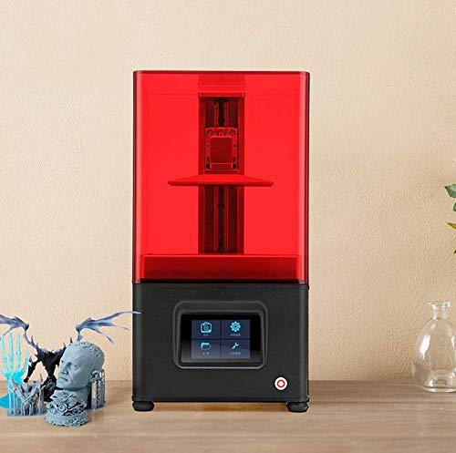 0.01mm Estereolitografía LCD Impresora 3D Resina de 405nm UV ...