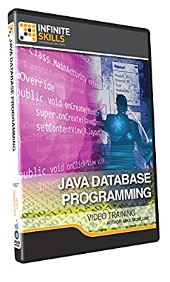 Java Database Programming - Training DVD