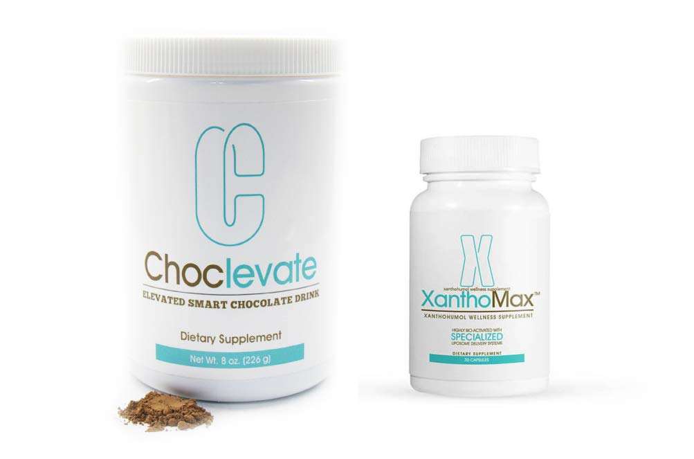Choclevate and XanthoMax