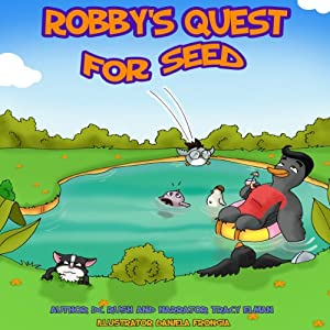 Robby's Quest for Seed Audiobook