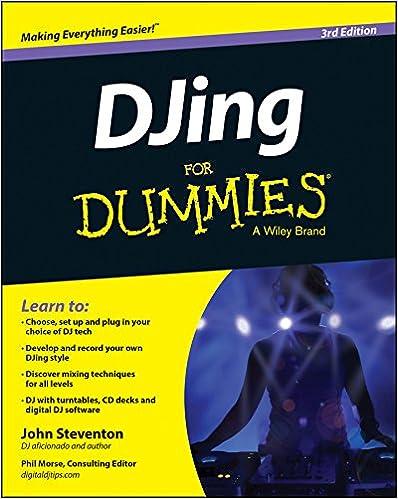 Descargar Gratis Libros Djing For Dummies Kindle Paperwhite Lee Epub