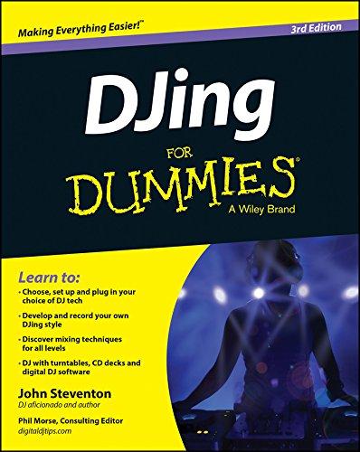 - DJing For Dummies