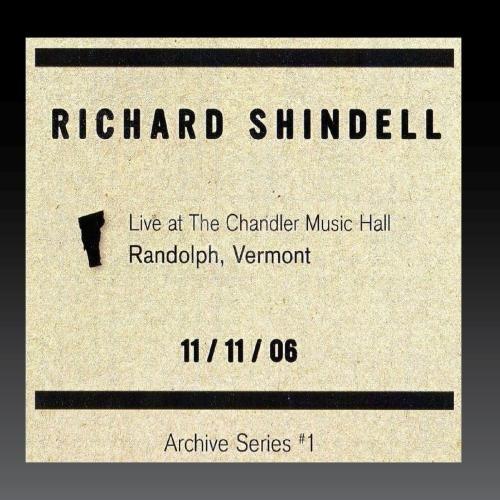Live at the Chandler Music Hall Randoph Vermont 11/11/06