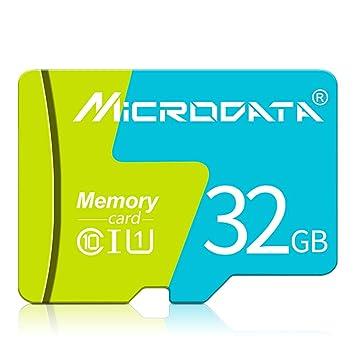 YUHUANG Tarjeta de Memoria 128GB 64GB U3 microSDXC 32GB Tarjeta ...