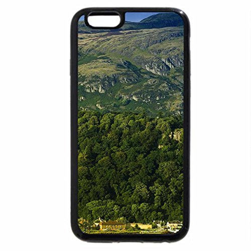 iPhone 6S / iPhone 6 Case (Black) wonderful monument on a hill above stirling scotland
