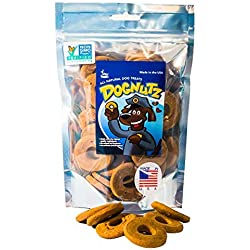 4Legz Dognutz All Natural Dog Treats, 8 Ounce by 4Legz