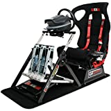 Next Level Racing Motion Platform GTultimate V2 Simulator Cockpit for PS3/PS4/Xbox 360/Xbox One and PC