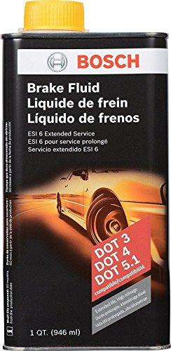 2001 Infiniti G20 Brake - Bosch ESI6-32N Brake Fluid (Direct Replacement for DOT 3, DOT 4, and DOT 5.1)