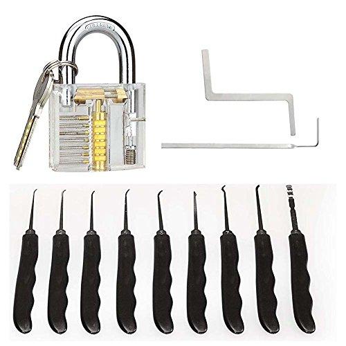 Pick Hardware Handle DIY Hand Tools Set 11PCS (Set Handle Tool)