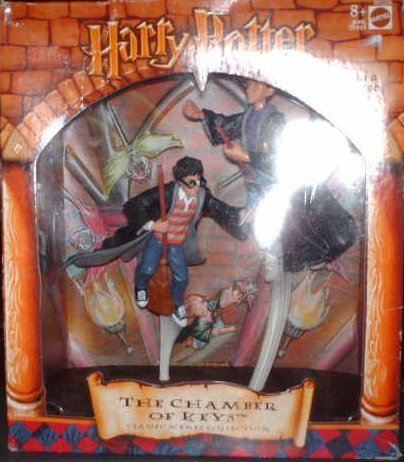 Harry Potter The Chamber of Keys Figurine