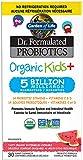 Garden Of Life Dr. Formulated Probiotics Organic Kids+ Chewables Shelf Stable, Watermelon, 30