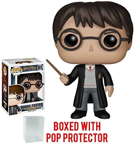 Funko Pop! Movies: Harry Potter - Harry Potter #01 Vinyl Fig