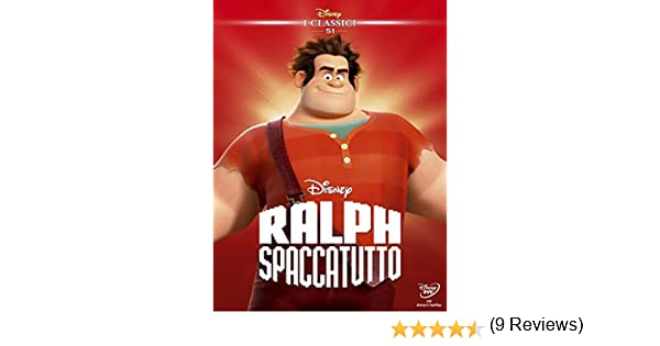 Ralph Spaccatutto [Italia] [DVD]: Amazon.es: Henry Jackman, Rich Moore: Cine y Series TV