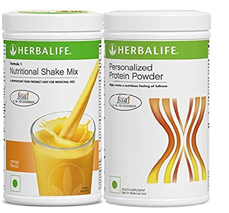 Herbalife Formula 1(Mango) With Personalized Protein Powder(400Gm)