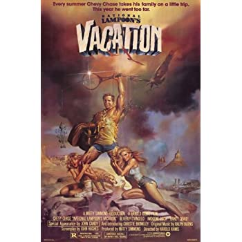 National Lampoon's Vacation (1983) - 11 x 17  - Style B