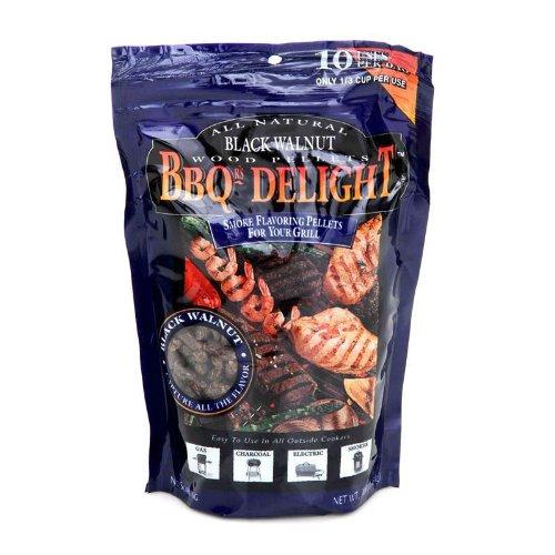 Black Walnut BBQ Wood Pellets 1lb Bag