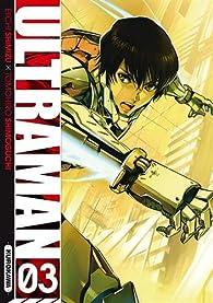 Ultraman, tome 3 par Eiichi Shimizu