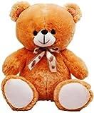 Toyhub Huggable Very Cute Soft 60 Cm Small Teddy Bear Lovable Gift For Girlfriend/Boy/Girl (2 Feet,Brown)