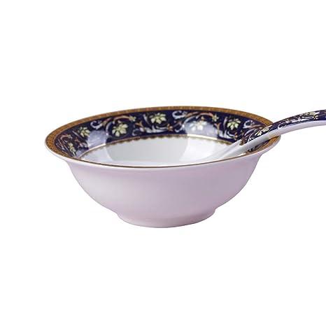 QPGGP-platos Plato de Estilo Occidental Europeo de China de Hueso, Cuadro Ware,