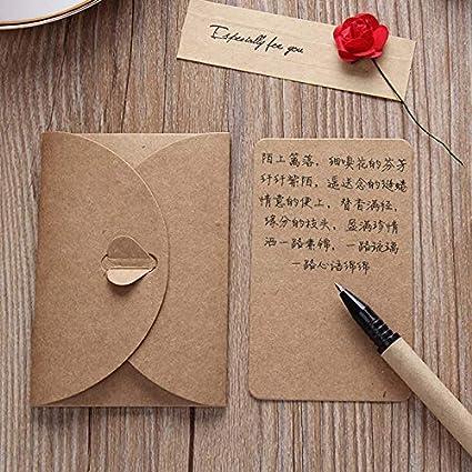 Amazon Com Cards Invitations 6pcshandmade Diy Wedding