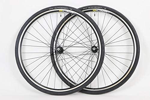 Mavic / Shimano Road Bike Wheel Set Mavic CXP22 700c Rims