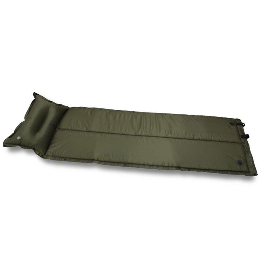 HPLL Aufblasbares Bett-im Freien automatisches aufblasbares Bett-aufblasbares Bett mit Kissen kann gespleißt werden aufblasbares kampierendes feuchtigkeitsfestes aufblasbares Bett