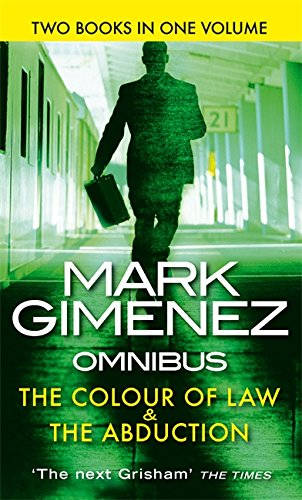 Book cover for The Colour of Law